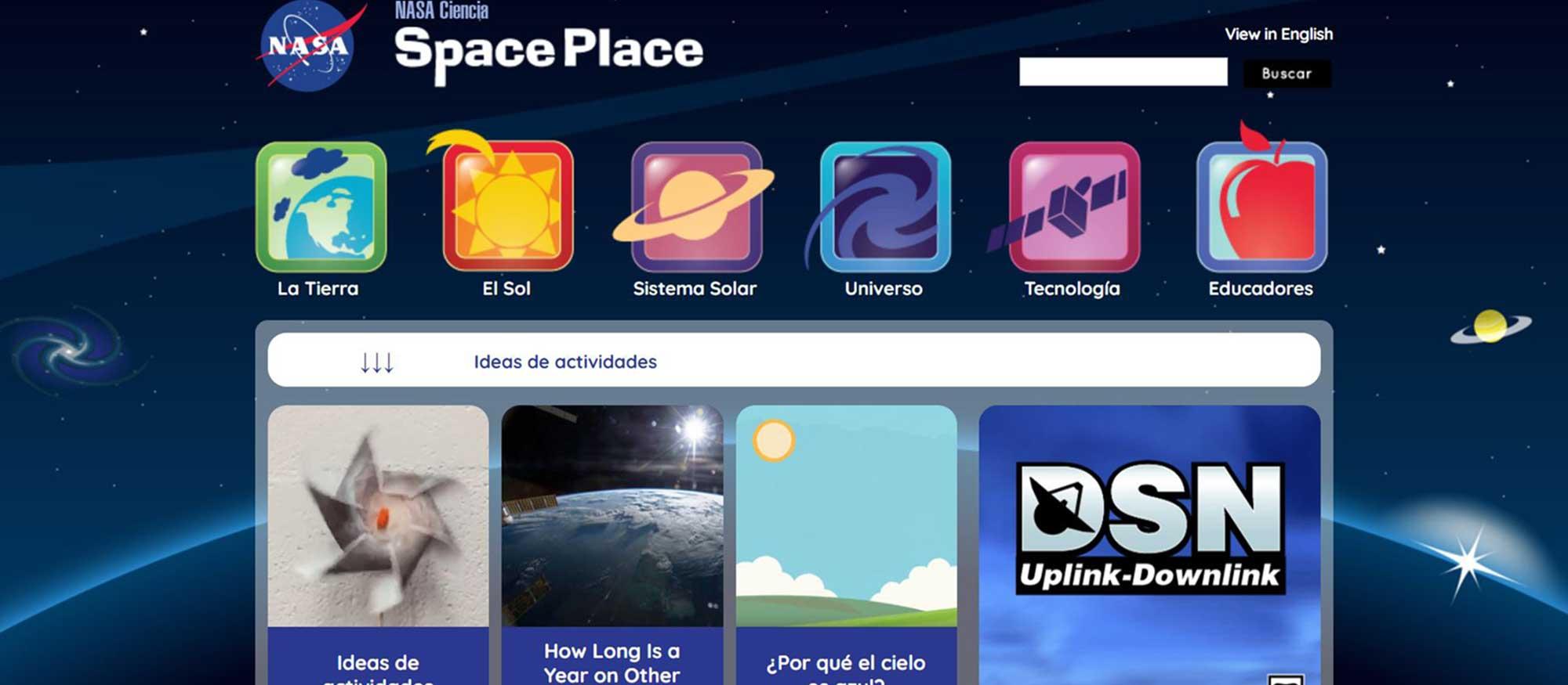 Pàgines web interessants per a petits i grans