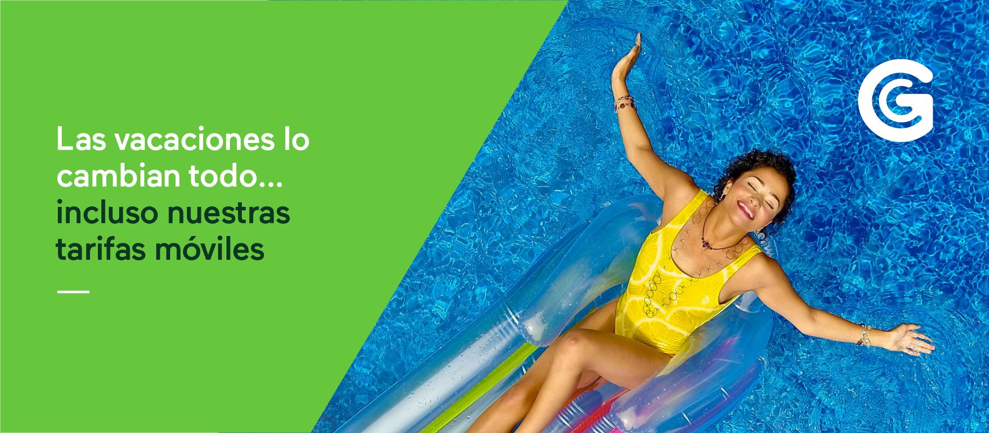Las vacaciones lo cambian todo… incluso nuestras tarifas móviles