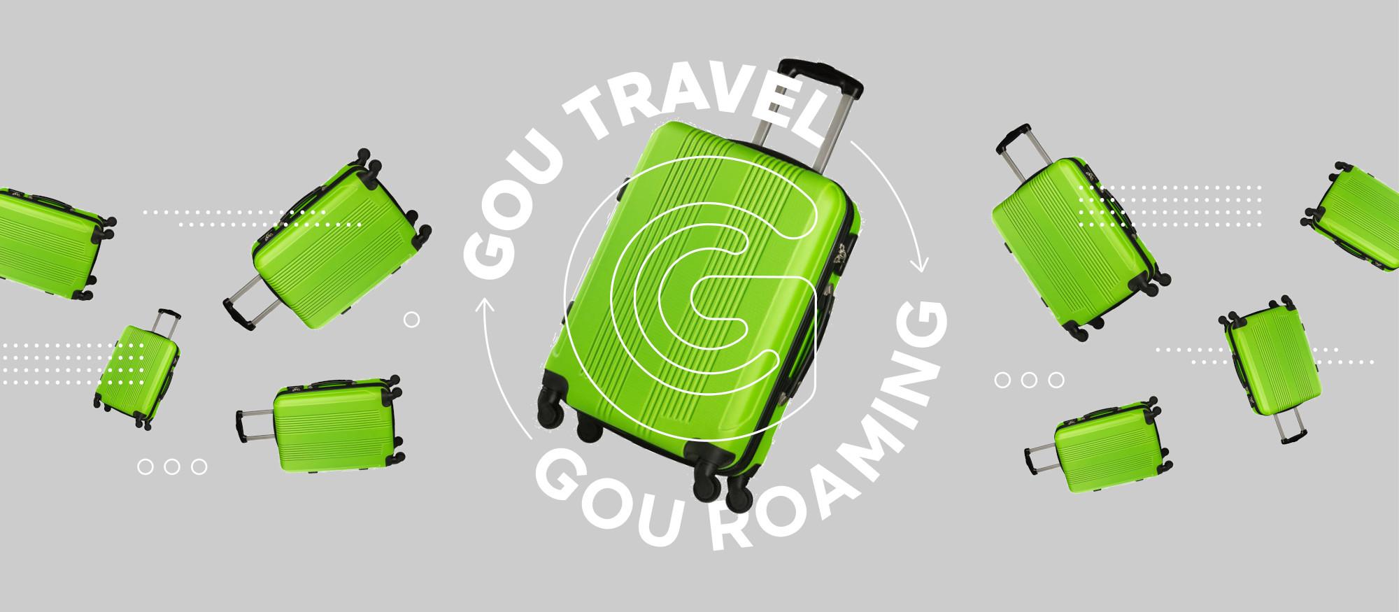 Ves de viatge i activa el roaming del teu telèfon mòbil!