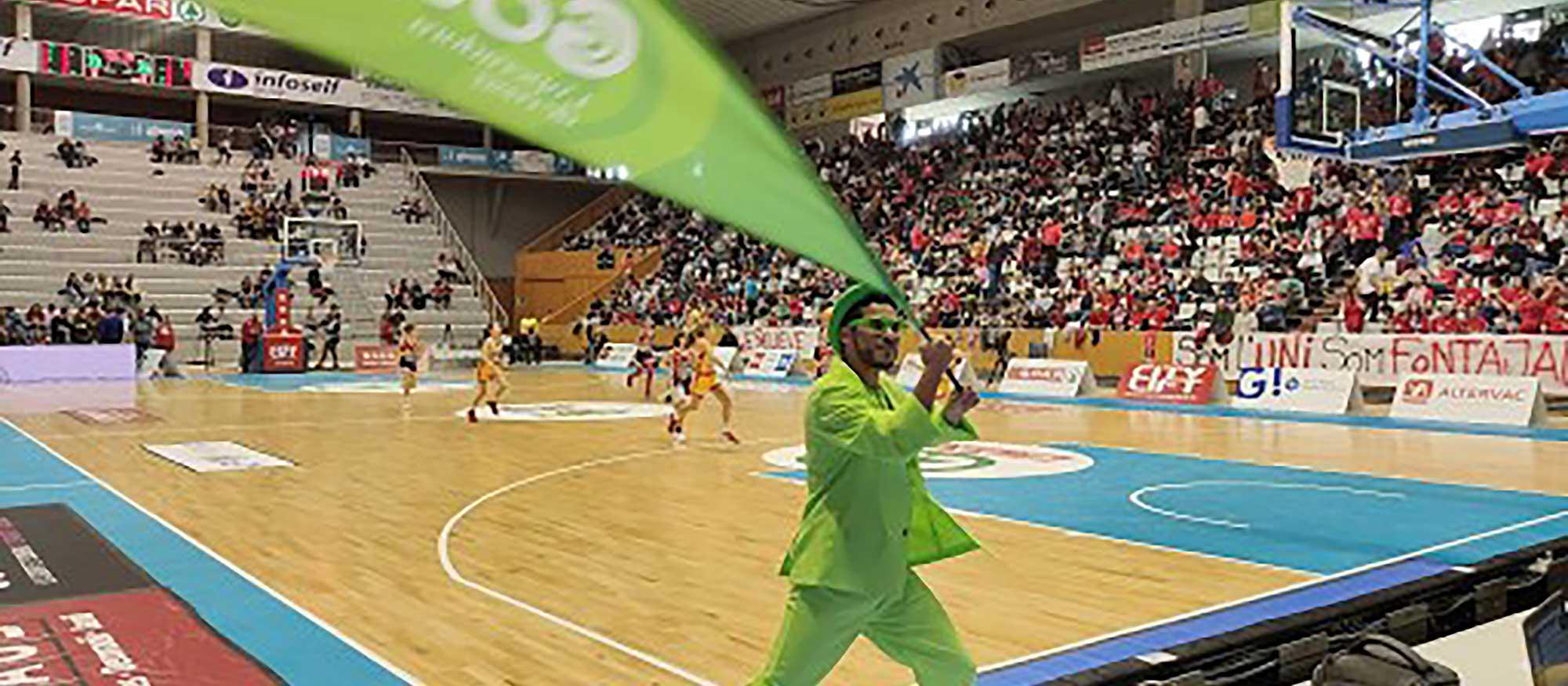 Aquesta temporada animem l'equip femení Uni Girona