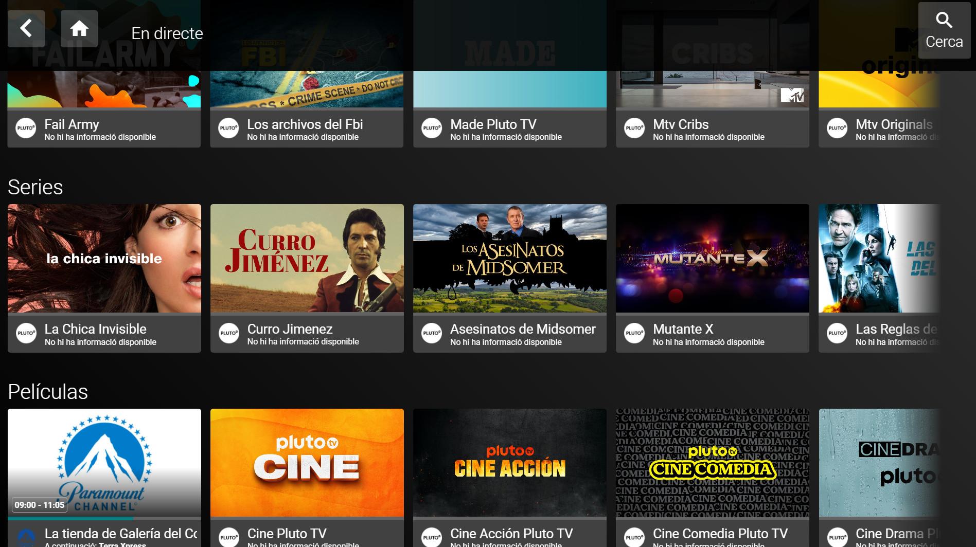 Más de 40 nuevos canales temáticos en GoufoneTV