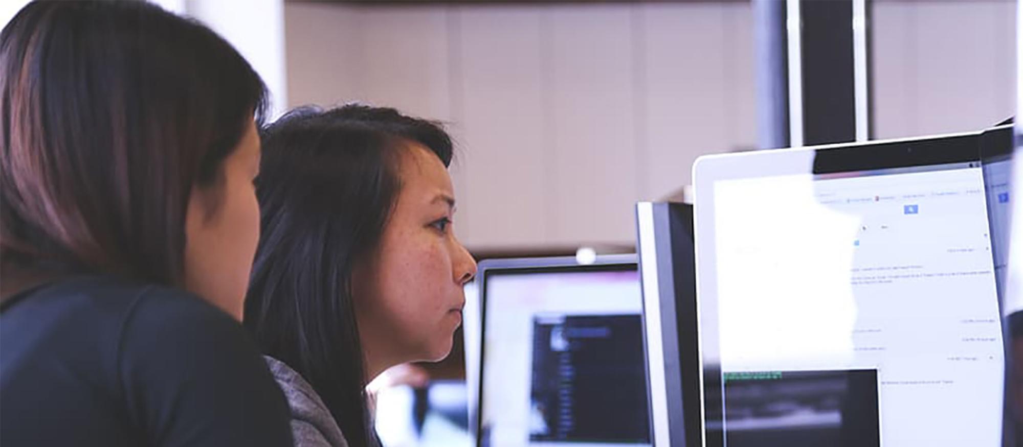 Brecha de género en el mundo de la tecnología