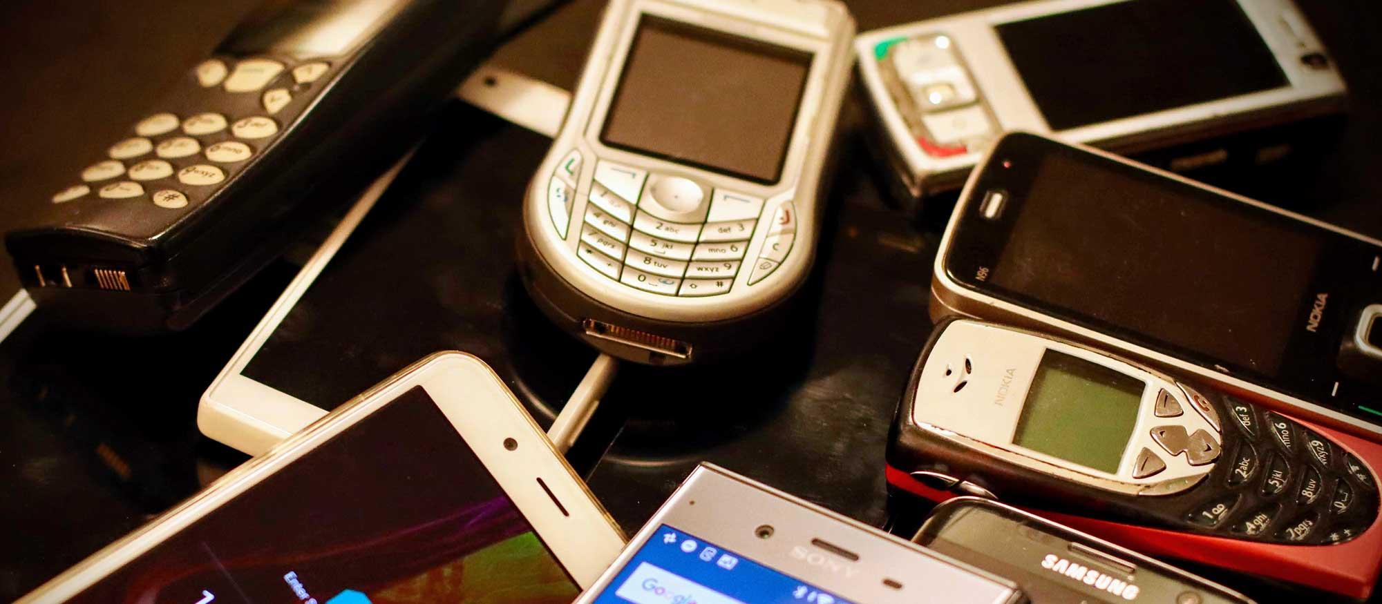 5 curiositats sobre els telèfons mòbils i smartphones